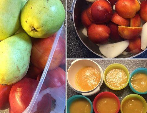 Bra mat kurs for blivende foreldre
